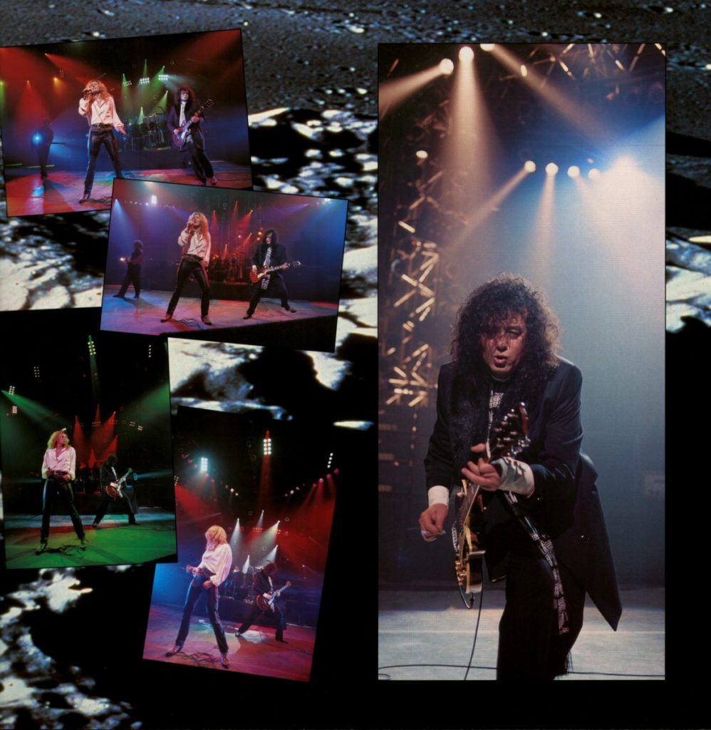 Coverdale-Page Japan Toorbook 1993 - 13