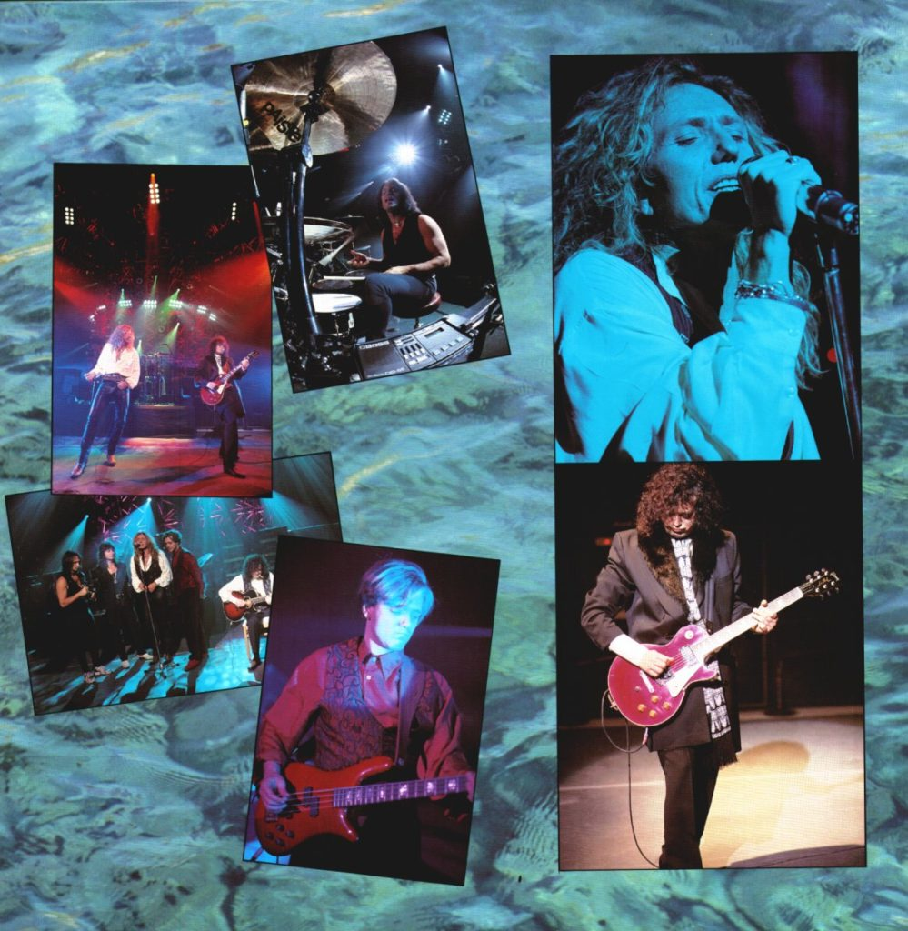 Coverdale-Page Japan Toorbook 1993 - 19