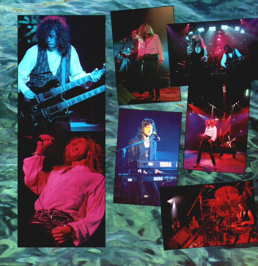 Coverdale-Page Japan Toorbook 1993 - 20
