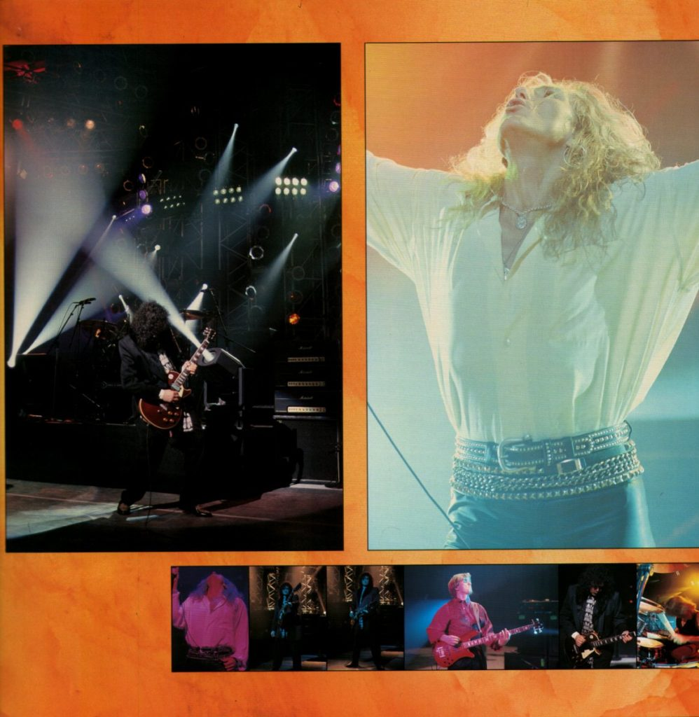 Coverdale-Page Japan Toorbook 1993 - 23