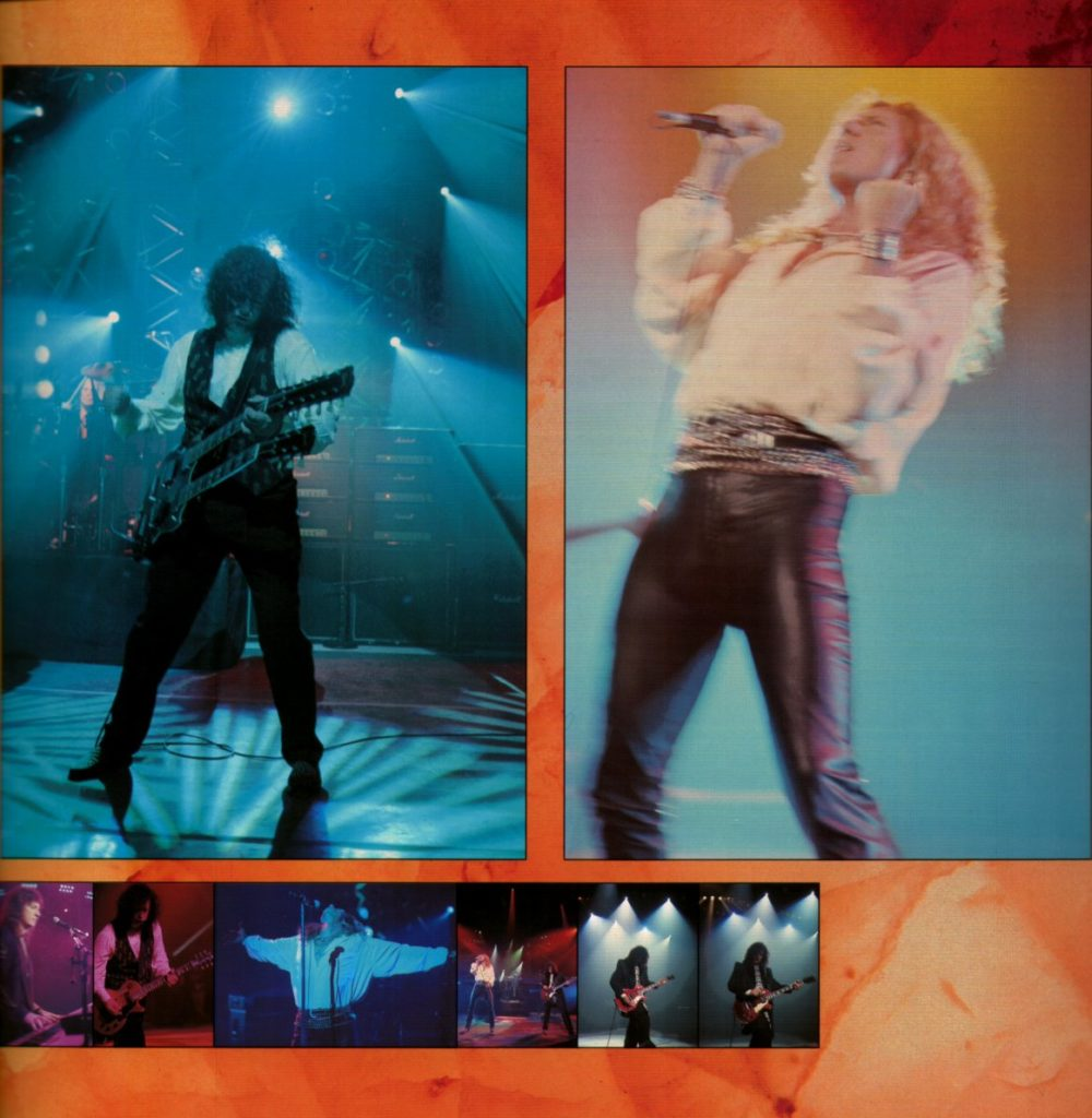 Coverdale-Page Japan Toorbook 1993 - 24
