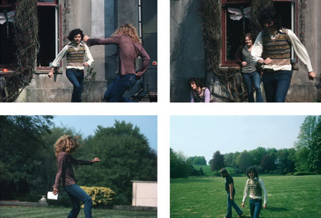 1972 год. Led Zeppelin в Старгроув.