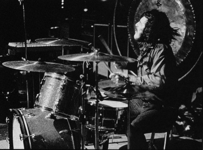 Bonham's Ludwig Silver Sparkle